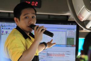 Drive test Indosat 2