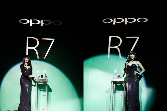 OPPO Luncurkan R7 Smartphone Elegan Berbalut Metal Premium
