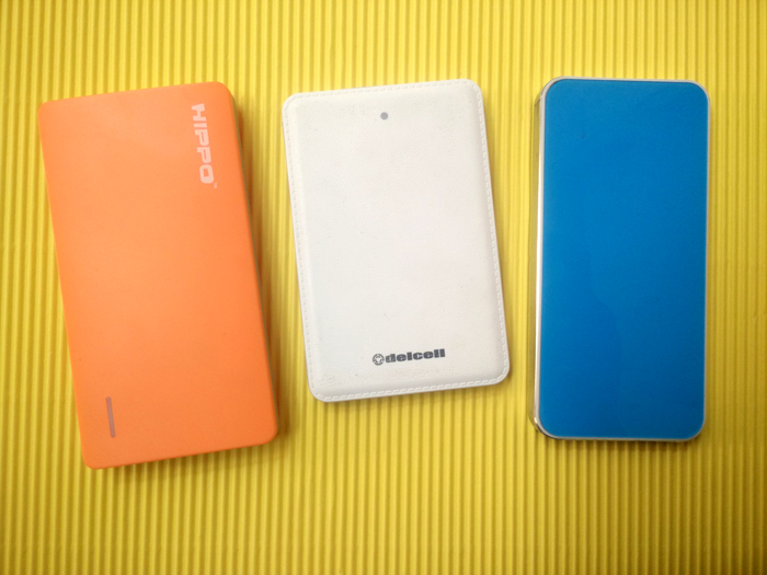 POwerbank Gaul