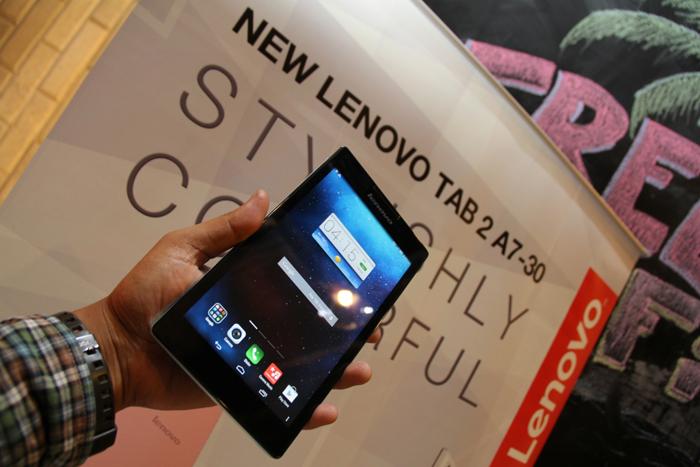 Dukung Gaya Hidup Kaum Muda Lenovo Luncurkan Tablet Warna-Warni
