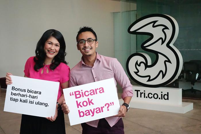 Operator Tri Berikan Kemudahan Silaturahmi Jelang Ramadhan dan Idul Fitri