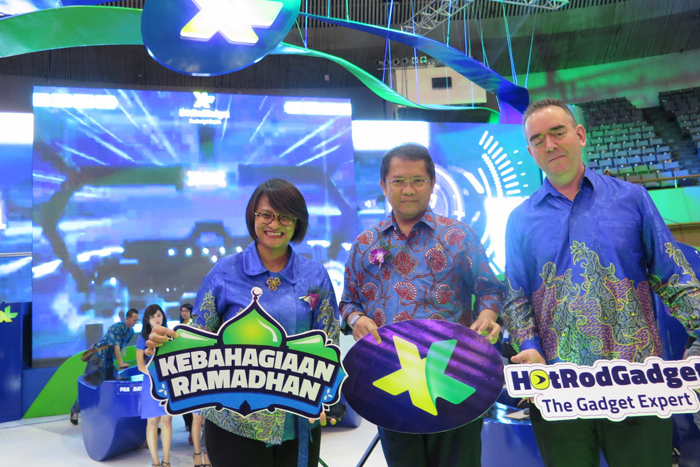 XL Luncurkan Program Ramadhan dan Program Tranformasi Jaringan