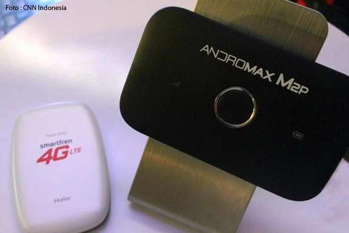 Meramaikan Mobile Broadband di Indonesia, Smartfren Luncurkan 2 MiFi 4G LTE