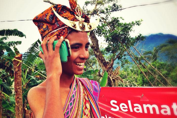 Telkomsel Operasikan 12 BTS di Perbatasan Timor Leste