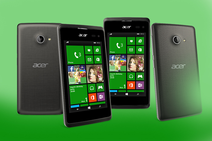Acer Luncurkan Liquid M220, Windows Phone Pertamanya Di Indonesia