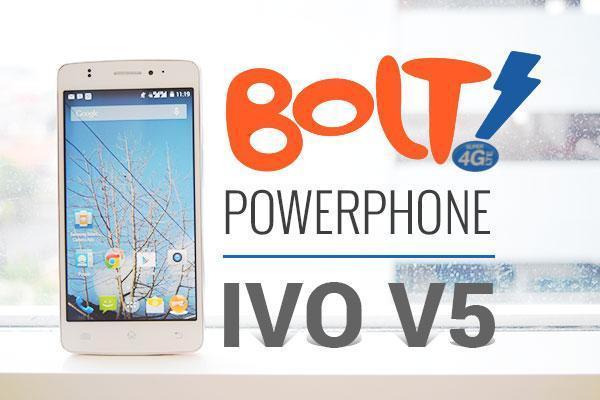 BOLT 4G POWERPHONE V5