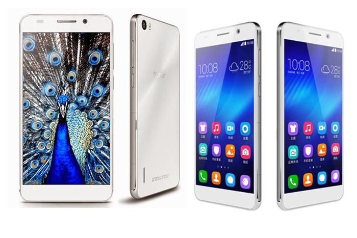 Huawei Honor 6  Prosesor Hebat Konektifitas Cepat