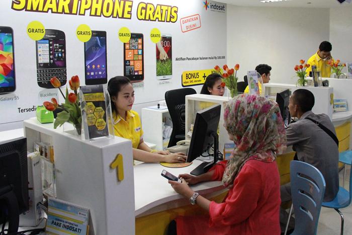 STARONE di Stop INDOSAT Lakukan Migrasi Pelanggan