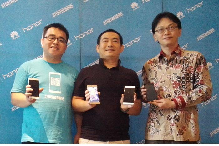 Honor 4C Kini Hadir di Indonesia dan Siap Adu Smartphone di Kelasnya