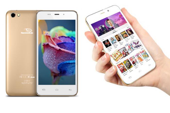 """SpeedUp Hadirkan """"StudioOne Smartphone"""" Untuk Gaya Hidup Digital"""