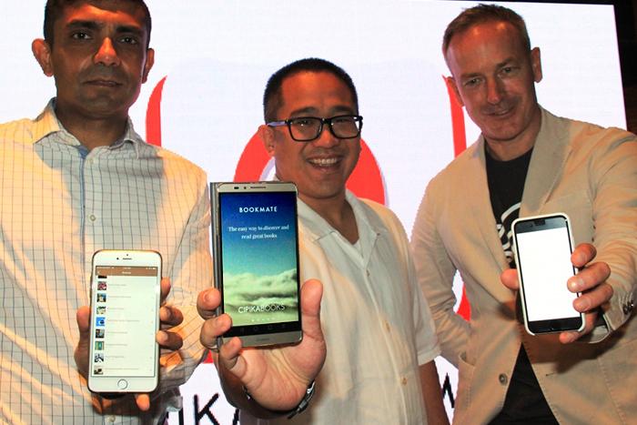 Indosat Luncurkan Layanan Aplikasi Buku Digital CIPIKABOOKMATE