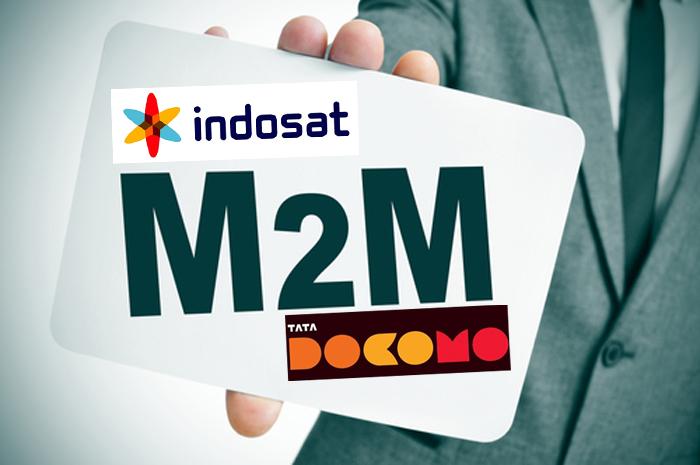 Indosat & DoCoMo Sukses Ujicoba Solusi eSIM untuk Perangkat M2M Lintas Negara