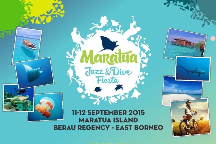 Photo of MARATUA JAZZ & DIVE FIESTA Di Gelar Di  Pulau MARATUA, KALIMANTAN TIMUR