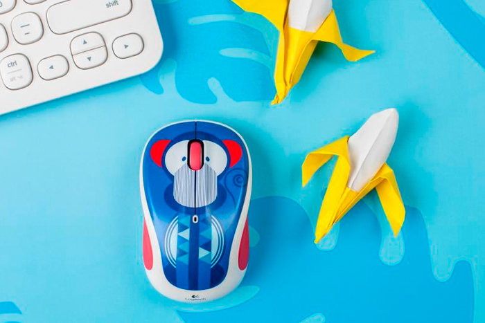 Logitech Luncurkan Mouse Karakter Ceria &  Corak Geometris Penuh Warna