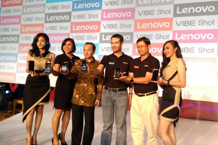 Lenovo VIBE Shot, Perangkat Kamera yang berfungsi sebagai Smartphone