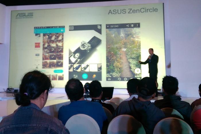ASUS ZenCircle, Jejaring Sosial Pecinta Fotografi Terintegrasi dengan gadget ASUS