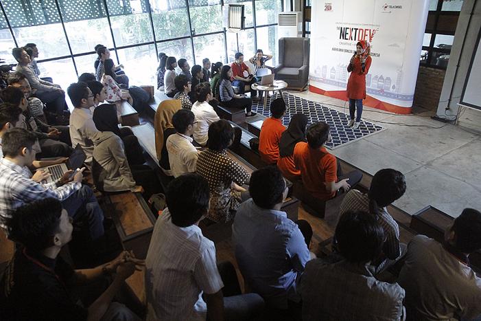 Telkomsel The NextDev Boot Camp telah Resmi Dimulai