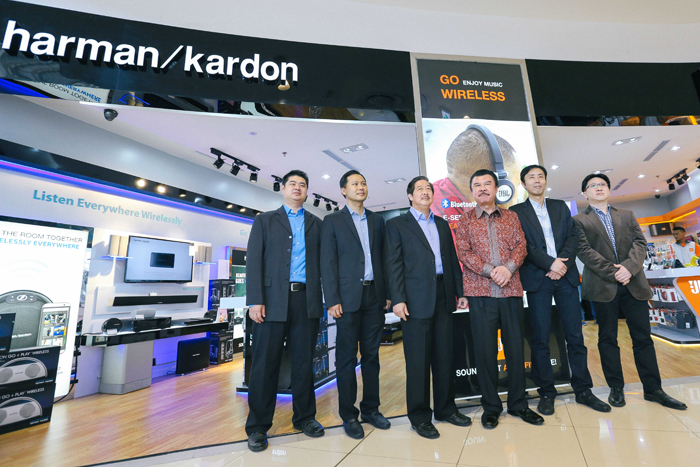 Harman Kardon – JBL Store kini Hadir di AEON Mall BSD City