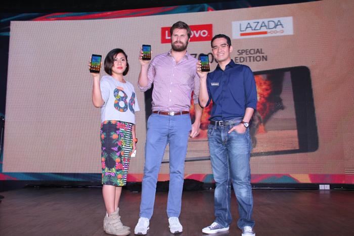 Lenovo A7000 Special Edition Performa Tinggi dengan Layar Full HD