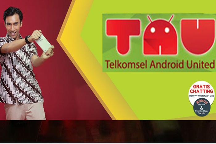 Paket TAU Telkomsel 1 ok