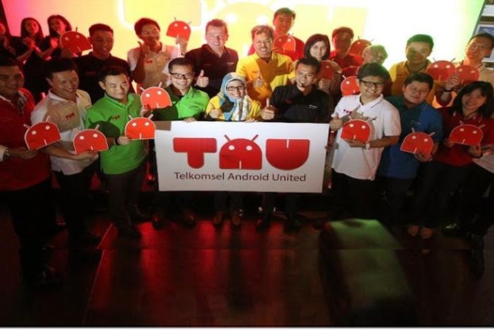 Paket TAU Mingguan, Ekosistem Digital Indonesia untuk Smartphone & Layanan Data