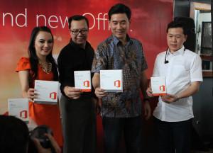 Peluncuran Office 2016 di Indonesia 4