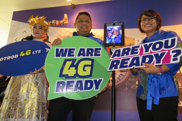 Layanan 4G LTE XL Resmi Komersial di Surabaya dan Denpasar