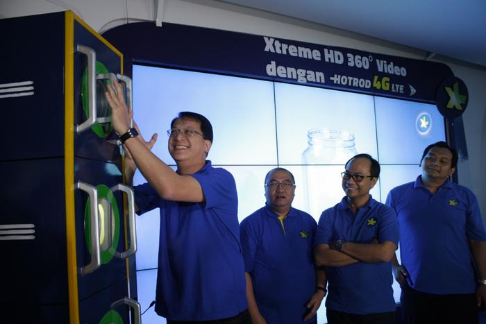 XL Luncurkan Paket Tabungan Kuota 4G melengkapi ekosistem layanan internet supercepat