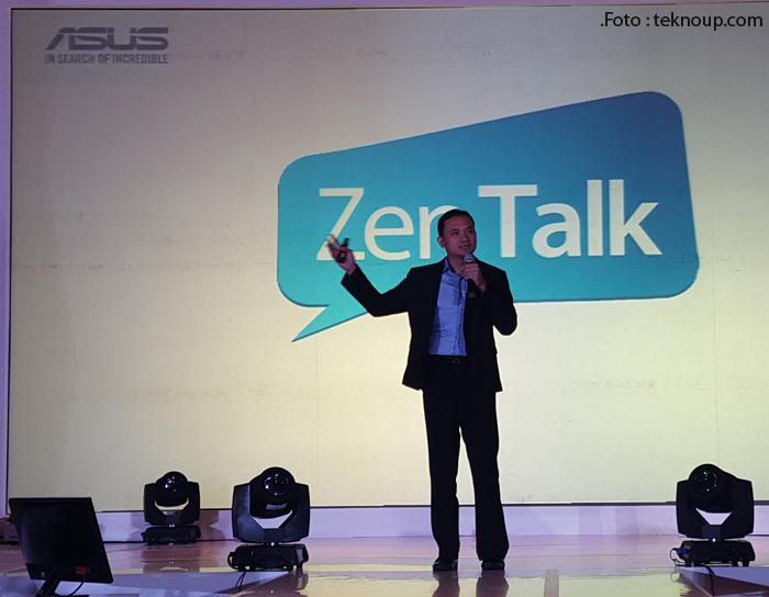 ZenTalk menjadi Wadah Komunitas Pengguna Gadget ASUS
