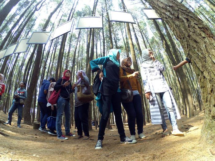 Pameran Foto Kofipon Yogyakarta, Potret Yogyakarta Dalam Jepretan Kamera Ponsel