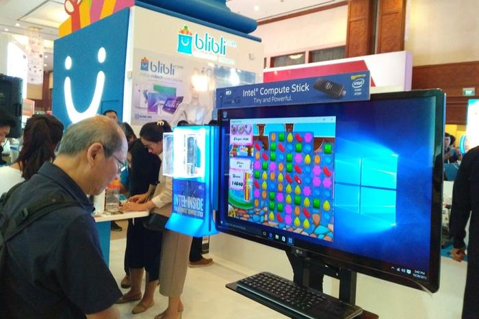 Blibli.com Hadir di Ajang Indocomtech