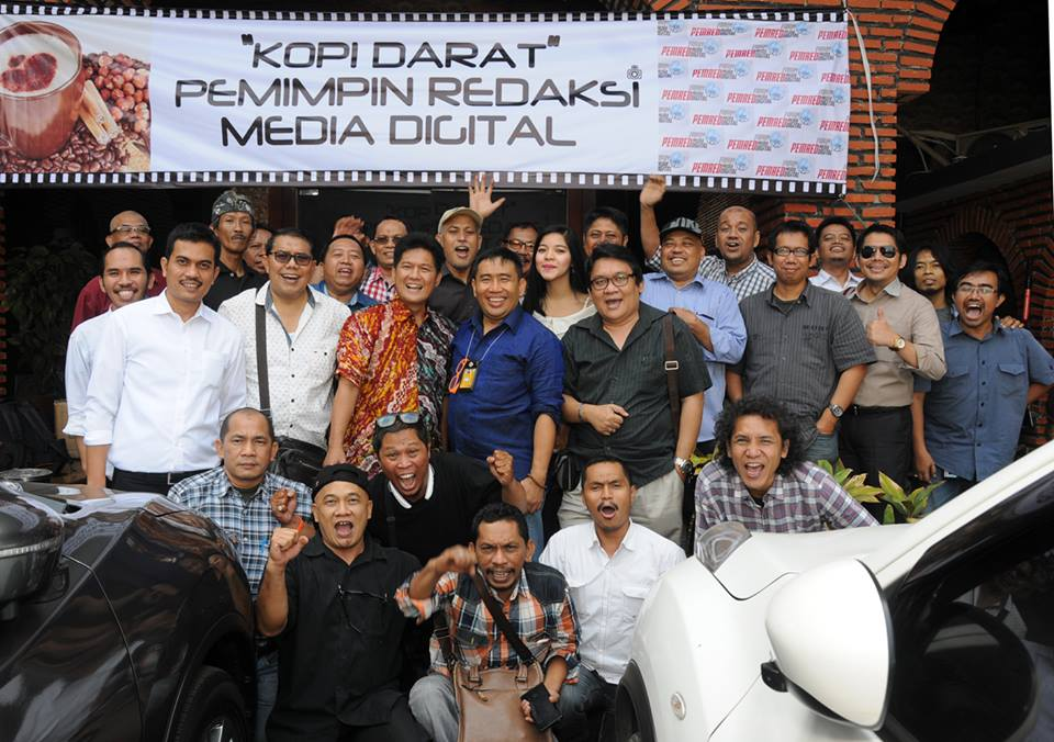Forum Pimpinan Media Digital Indonesia Dideklarasikan