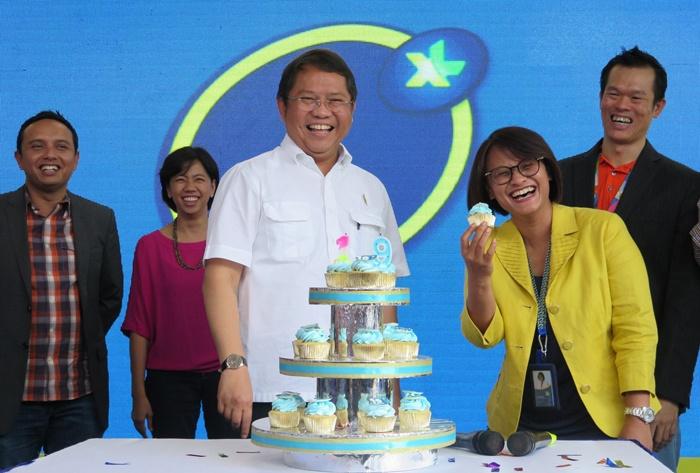 Di HUT XL ke-19, XL Tegaskan Komitmen untuk Indonesia