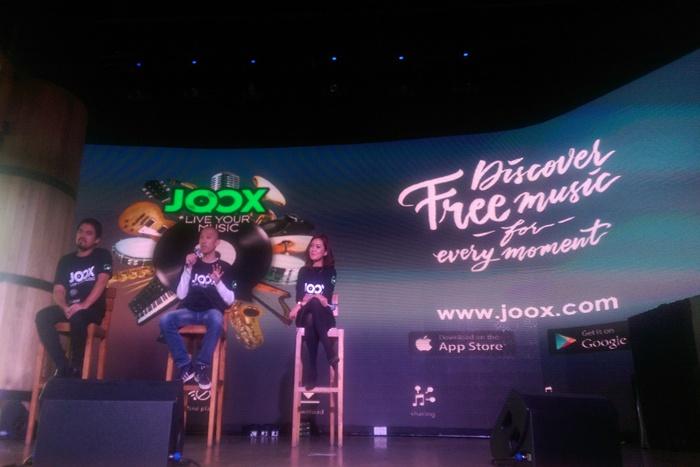 JOOX Hadirkan aplikasi streaming musik Berkualitas