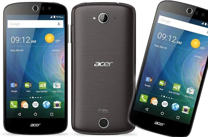 Acer Liquid Z320 Henpon Lini bawah dengan kinerja Wah