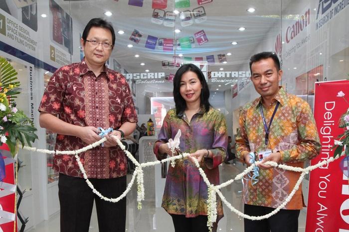 Datascrip Kantor Penjualan Cabang (KPC) Padang Siap Berikan Solusi Bisnis Terbaik