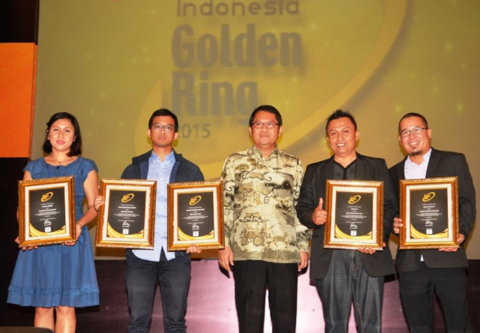 "Indonesia Golden Ring Awards (IGRA) ke 7 ""Mendorong Ekosistem 4G LTE dan Penguatan Konten Lokal"""