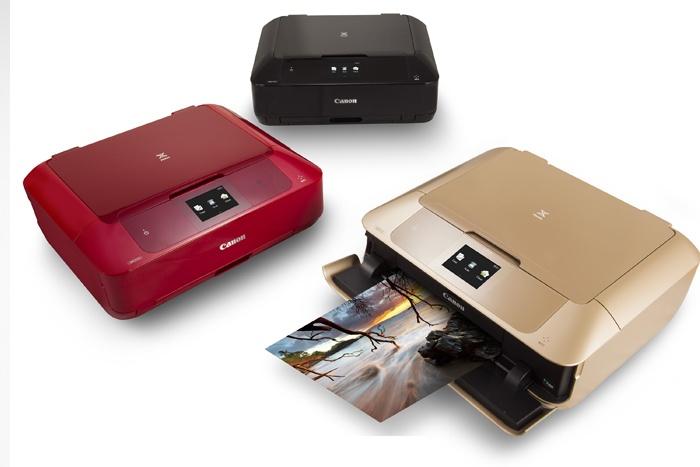 Canon PIXMA MG7770, Printer Multifungsi Cerdas & Trendi