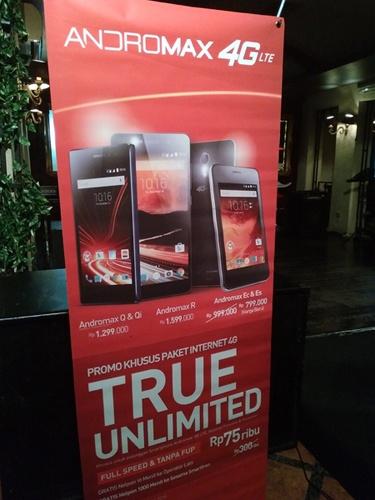 True Unlimited smartfren