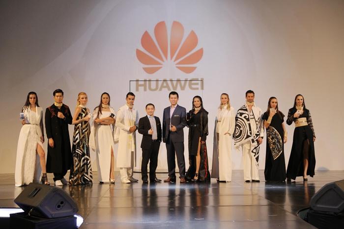 Acara peluncuran Huawei Mate S G8 & W1 ok