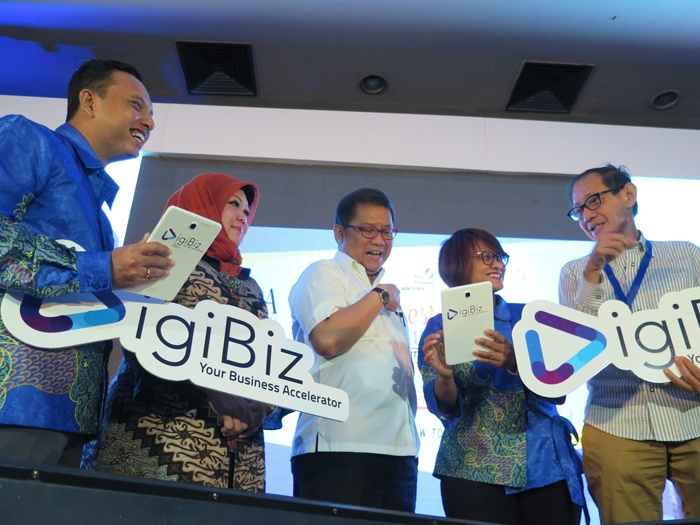 """XL Luncurkan Layanan Digital Platform Terlengkap """"DigiBiz"""""""