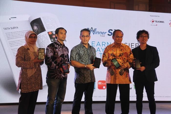 Tablet Cerdas Evercoss, Winner Tab S3 Mendukung Dunia Pendidikan