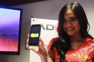 Indosat Advan 1