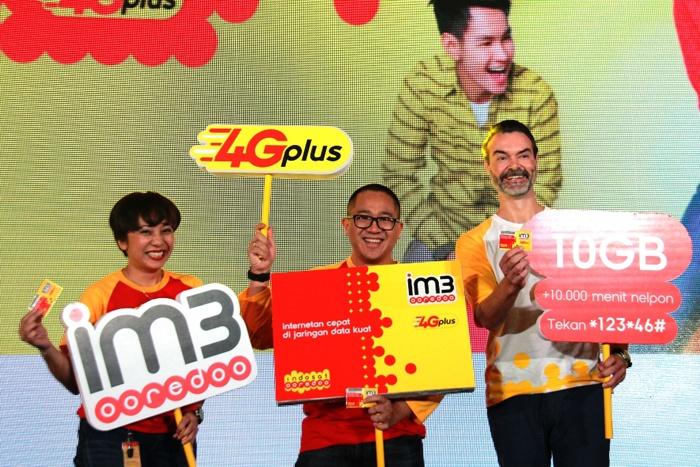 Indosat Ooredoo Beri Pengalaman Digital Terbaik Melalui 4Gplus