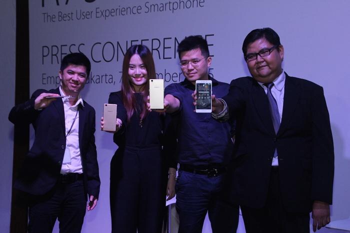 Photo of Smartphone OPPO R7S Performa Tercepat dengan RAM 4GB