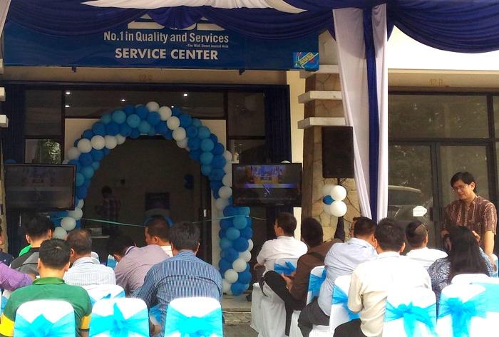 Service centre asus 1