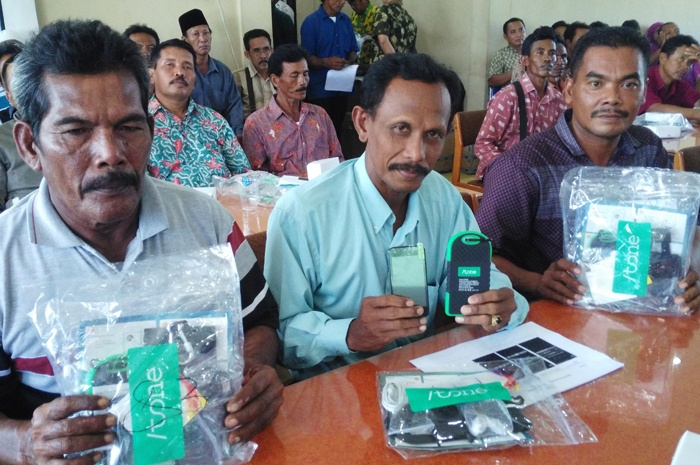 Nelayan Madura Mulai Manfaatkan mFish dari XL AXiata