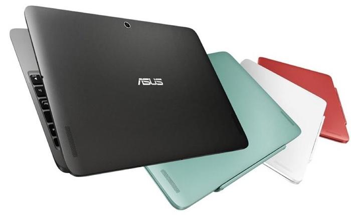 ASUS Transformer T100HA dengan Quad Core Intel x5 lebih tipis dan ringan