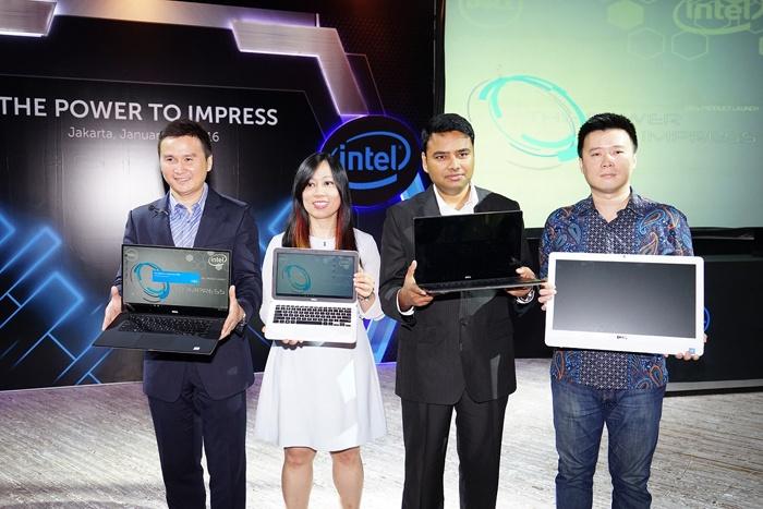 Berbagai Produk Dell yang menggabungkan antara Gaya dan Esensi dengan Inovasi Produk