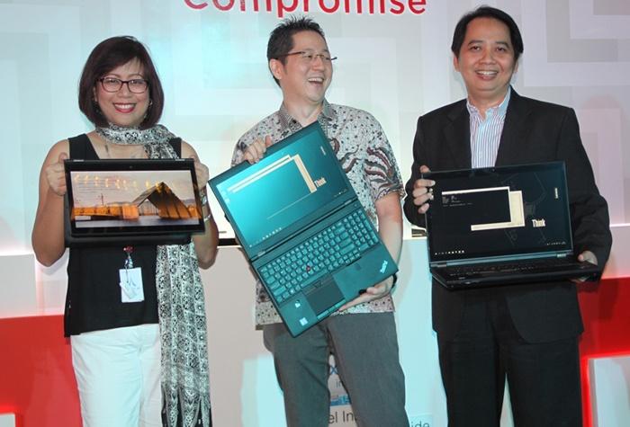 Lenovo ThinkPad P50 dan P70 dengan Prosesor Intel Xeon menjalankan berbagai aplikasi ISV dengan beban kerja tinggi
